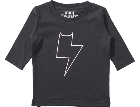 Munster Kids PLUGGED IN Tee