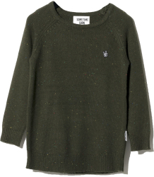 Sometime Soon Troy Knitwear Sometime Soon Troy Knitwear green