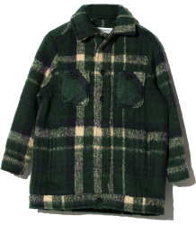 Sometime Soon Hunter Jacket Sometime Soon Hunter Jacket green