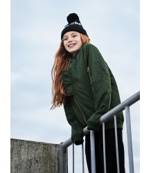 Sometime Soon Calle Bomber Jacket Sometime Soon Calle Bomber Jacket green