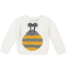 Stella McCartney Kids Thumper Baby Jumper BEE Stella McCartney Kids Thumper Baby Jumper BEE