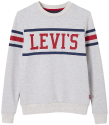 Levi's Kids Sweat Crewray NINETEES Levi's Kids Sweat Crewray NINETEES