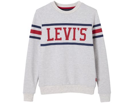 Levi's Kids Sweat Crewray NINETEES