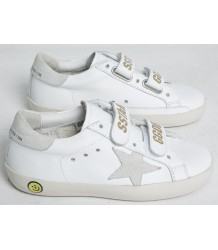 Golden Goose Superstar OLD SCHOOL white Golden Goose Superstar OLD SCHOOL white on white