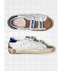 Superstar OLD SCHOOL colourblock Golden Goose Superstar OLD SCHOOL colourblock
