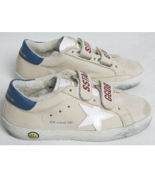 Superstar OLD SCHOOL cream nabuk Golden Goose Superstar OLD SCHOOL cream nabuk