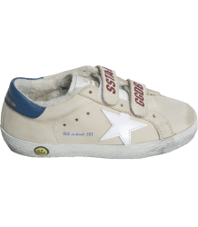 Golden Goose Superstar OLD SCHOOL cream nabuk Golden Goose Superstar OLD SCHOOL cream nabuk