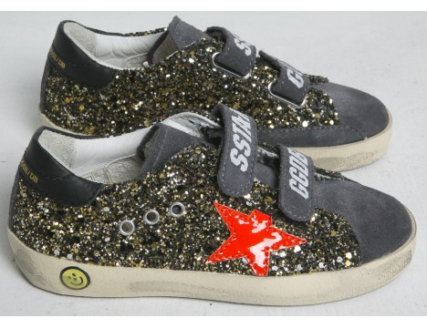 Golden Goose Superstar OLD SCHOOL glitter