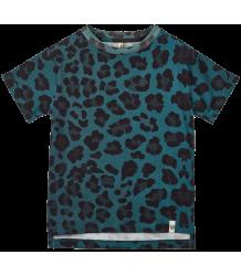 Popupshop Neeli T-shirt LEO Popupshop Neeli T-shirt LEO green