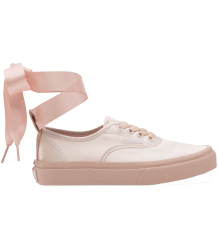 VANS Satin Authentic Kids Elastic BALLERINA VANS Satin Authentic Kids Elastic BALLERINA pink