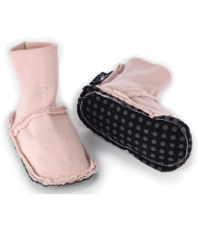 Nununu Baby Booties Nununu Baby Booties powder pink