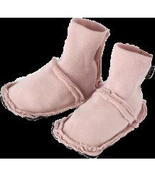 Nununu Baby Booties Nununu Baby Booties powder pink