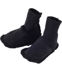 Nununu Baby Booties Nununu Baby Booties black