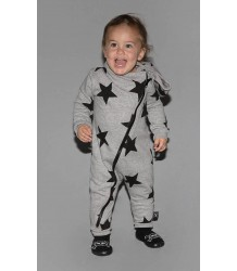 Nununu STAR Hooded Overall Nununu STAR Hooded Overall