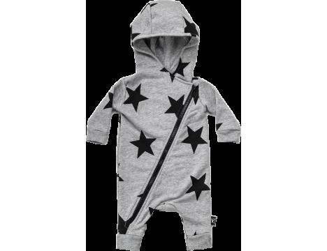 Nununu STAR Hooded Overall