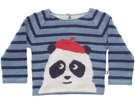 Oeuf NYC PANDA Sweater