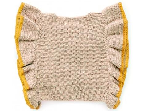 Oeuf NYC RUFFLE Vest Wool