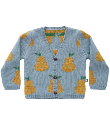 Oeuf NYC PEAR Cardigan Oeuf NYC PEAR Cardigan blue