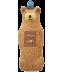 Oeuf NYC HONEY BEAR Soft Toy Oeuf NYC HONEY BEAR Soft Toy