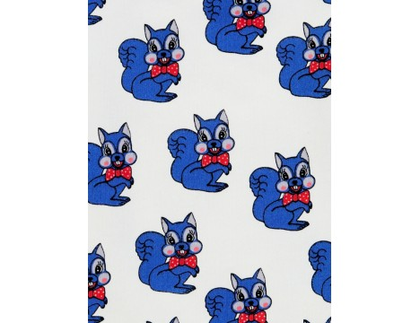 Hugo Loves Tiki Sweatshirt BLUE SQUIRREL