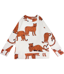 Hugo Loves Tiki Sweatshirt Kip and Co CHEETAH Hugo Loves Tiki Sweatshirt Kip and Co CHEETAH