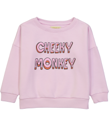 Hugo Loves Tiki Wide Sweat Shirt CHEEKY MONKEY Hugo Loves Tiki Wide Sweat Shirt CHEEKY MONKEY