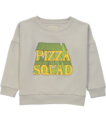 Hugo Loves Tiki Wide Sweat Shirt PIZZA SQUAD Hugo Loves Tiki Wide Sweat Shirt PIZZA SQUAD