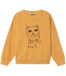 Bobo Choses W.I.M.A.M.P. Yellow Sweatshirt Bobo Choses W.I.M.A.M.P. Yellow Sweatshirt