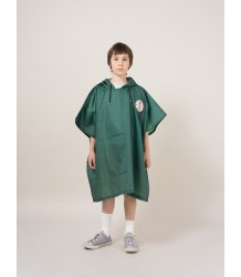 Bobo Choses W.I.M.A.M.P. Green Poncho Bobo Choses W.I.M.A.M.P. Green Poncho