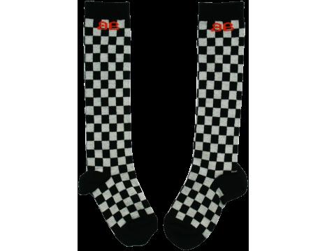 Bandy Button Socks TINE