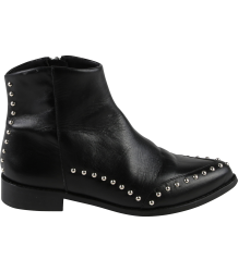 Zadig & Voltaire Kids LILLY Leather Ankle Boots Zadig & Voltaire Kids Leather Ankle Boots