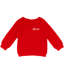 Noé & Zoë Baby Sweater CHERRY Noe Zoe Baby Sweater CHERRY