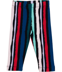 Noé & Zoë Baby Leggings WINTER STRIPES