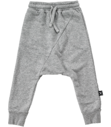 Nununu Diagonal Pants Nununu Diagonal Pants grey melange