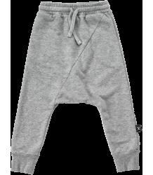 Nununu Diagonal Pants Nununu Diagonal Pants grey melange