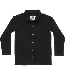 Nununu Button Shirt Nununu Button Shirt black