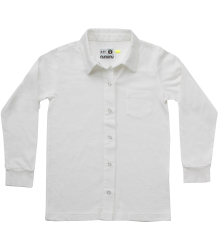 Nununu Button Shirt Nununu Button Shirt white