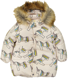 Hugo Loves Tiki Winter Coat UNICORNS Hugo Loves Tiki Winter Coat UNICORNS