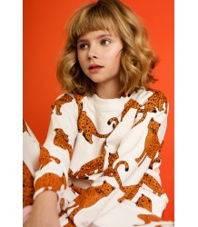Hugo Loves Tiki Sweatshirt Kip and Co CHEETAH Hugo Loves Tiki Sweatshirt Kip and Co CHEETAH
