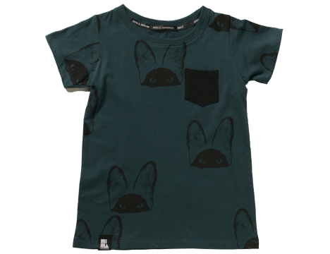 Mini & Maximus Pocket Tee