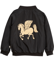 Mini Rodini PEGASUS Baseball Jacket Mini Rodini PEGASUS Baseball Jacket