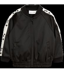 Mini Rodini PANDA WCT Track Jacket Mini Rodini PANDA WCT Track Jacket black