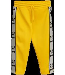 Mini Rodini PANDA WCT Track Pants Mini Rodini PANDA WCT Track Pants yellow