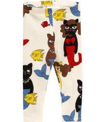 Mini Rodini CAT MERMAID Leggings Mini Rodini MERMAID Leggings