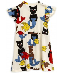 Mini Rodini CAT MERMAID Dress Mini Rodini CAT MERMAID Dress