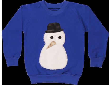 Wauw Capow LET IT SNOW Sweatshirt