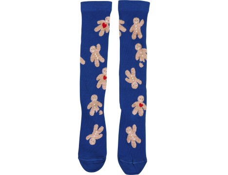Wauw Capow GINGERBREAD MAN Socks