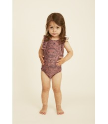 Soft Gallery Ana Baby Swimsuit AOP OWL Soft Gallery Ana Baby Swimsuit AOP OWL