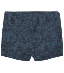 Soft Gallery Don Zwembroek Aop UIL Blauw Soft Gallery Don Swim Trunk OWL aop