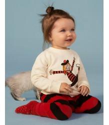 Stella McCartney Kids Betty Baby Sweatshirt MINNIE Stella McCartney Kids Betty Baby Sweatshirt MINNIE